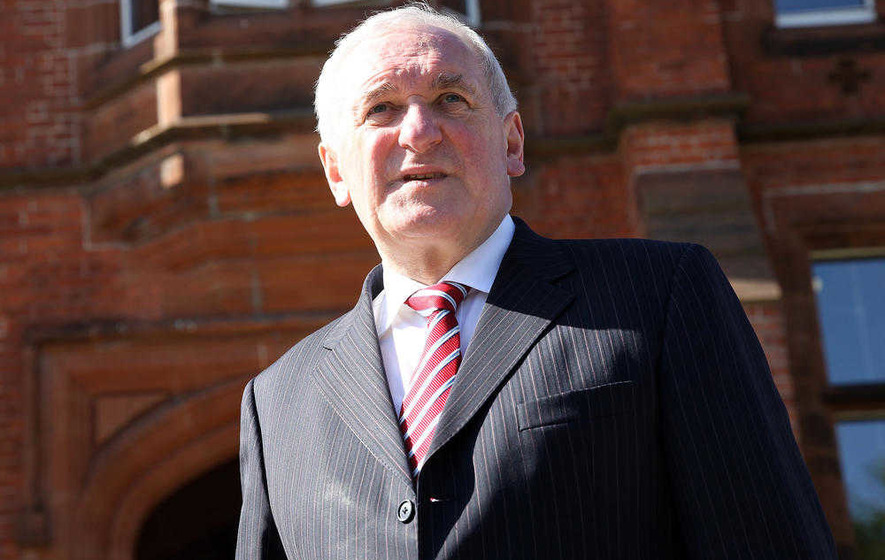 Bertie Ahern says EU membership has 'never been more necessary than at this time'
