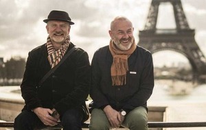 Two comedians - who hate football - try to discover the attraction in the 'beautiful game'