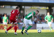 James McClean wants to play 'every minute' in Euro 2016
