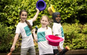 Belfast pupils set the scene for new £7million shared housing scheme