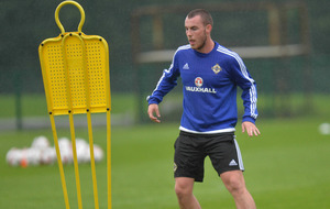 Northern Ireland's Luke McCullough another Manchester United graduate