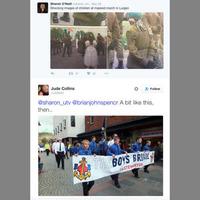 Jude Collins says Boys' Brigade post on Twitter 'misinterpreted'