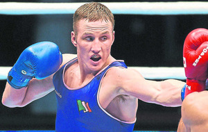 Conrad Cummings admits chance to box at Olympics would be tempting