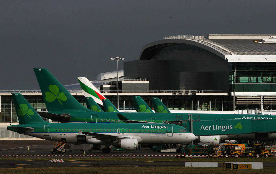 Airports in Republic could benefit from Brexit says airline boss