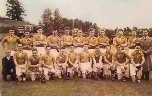 Keady man Francie Toal was a true Armagh football fan
