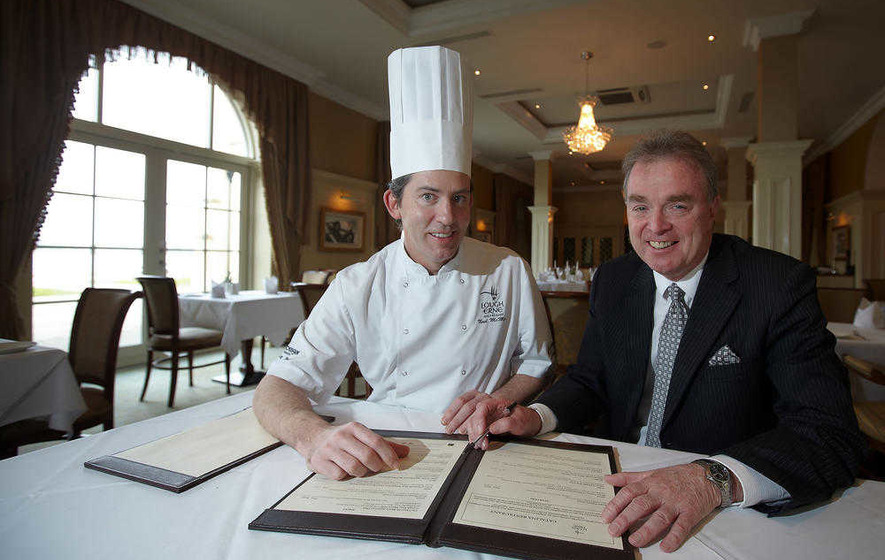 Co Antrim chef Noel McMeel is putting Fermanagh on world stage