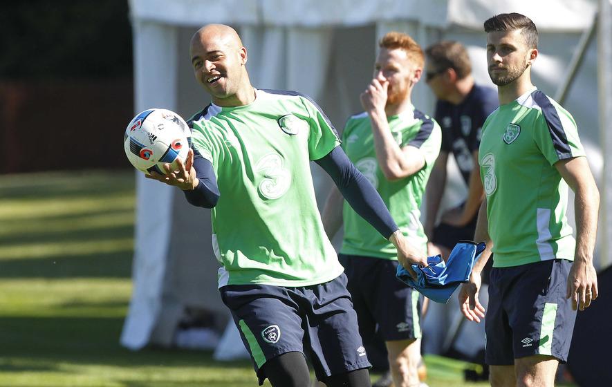 Shay Given was my goalkeeping hero admits Darren Randolph