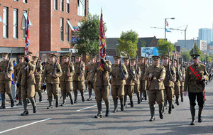 15,000 loyalists to march through Belfast city centre