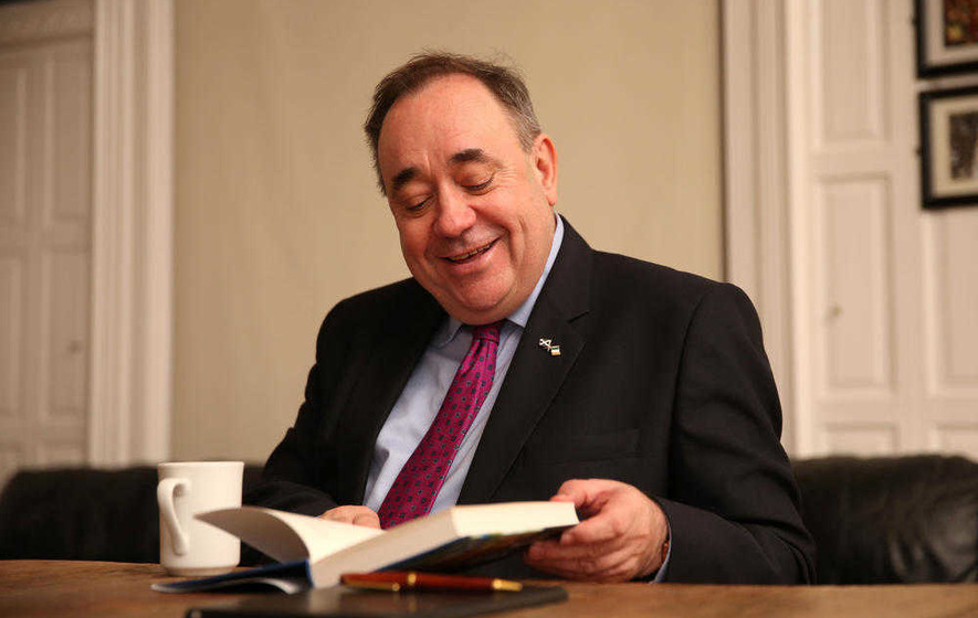 Brexit will trigger new Scottish independence vote says Alex Salmond