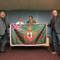 Fingers pointed at 'wrong' red hand on loyalist Somme flag