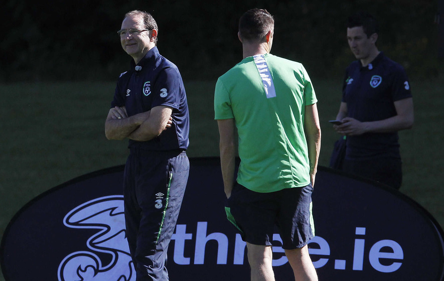 Martin O'Neill has a dig at Roy Keane over Saipan incident