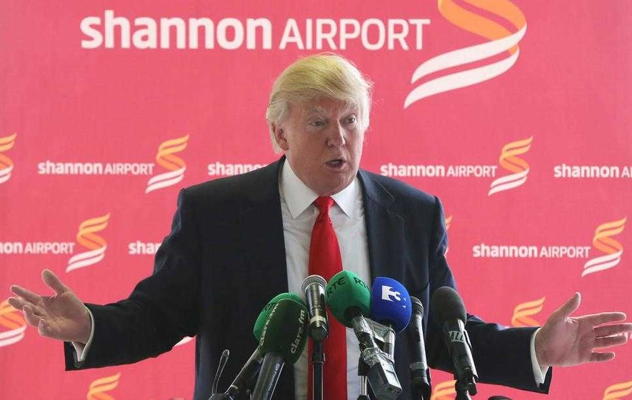 Donald Trump to visit Doonbeg golf resort in Co Clare ...