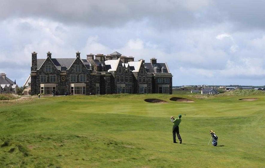 Donald Trump to visit Doonbeg golf resort in Co Clare - The Irish News