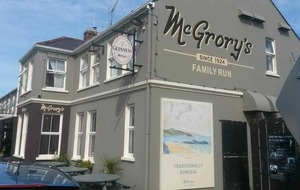 Life's a beach in Culdaff, where McGrory's Hotel offers the warmest of Donegal welcomes