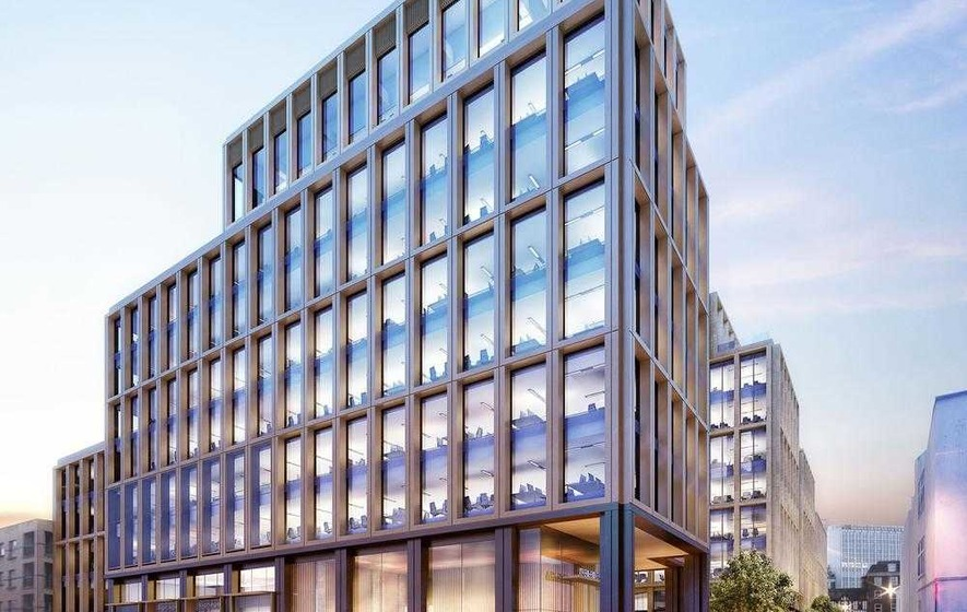 50m redevelopment in the heart of dublin announced the for Classic house green street dublin 7