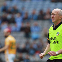 Antrim looking for consistency in Christy Ring final with Meath