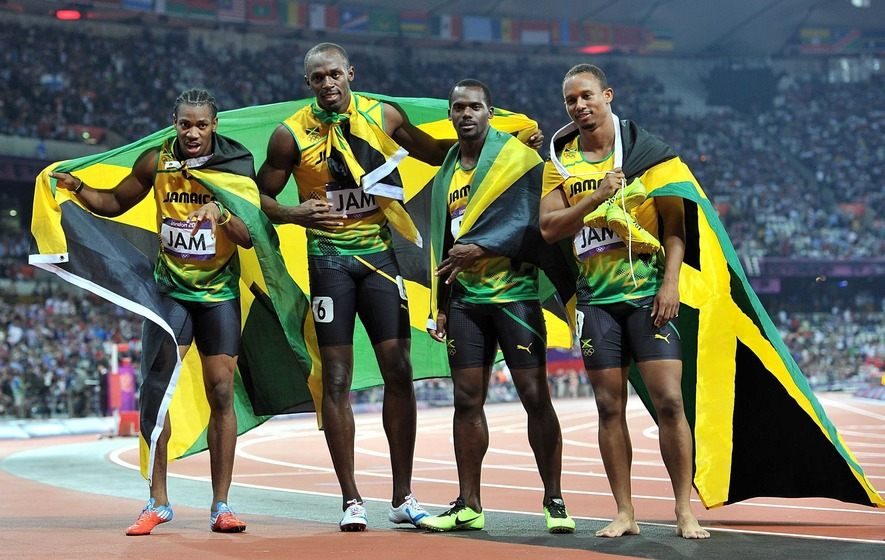 Usain Bolt could lose Olympic medal after teammate Carter 'fails drugs test'