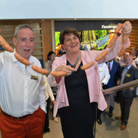 Artisan food processor Finnebrogue opens £25m manufacturing plant