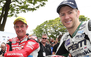 Hutchinson, McGuinness and Dunlop to battle in Isle of Man