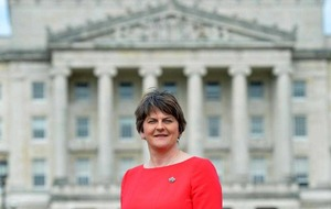 Arlene Foster backs lifting of gay blood ban