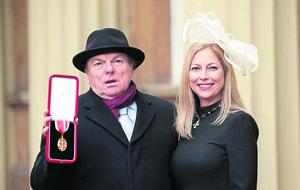 Singer Sir Van Morrison's mother Violet Morrison dies