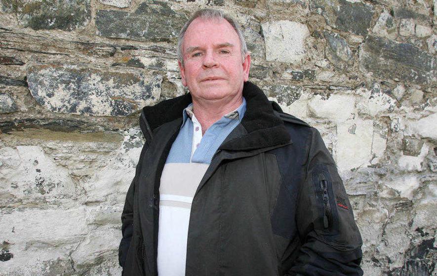 Exclusive: Palm print on Kingsmill getaway van belongs to Colm Murphy