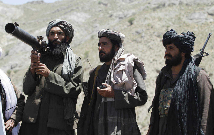 Taliban gunmen kill chief prosecutor in attack on court building in Afghanistan