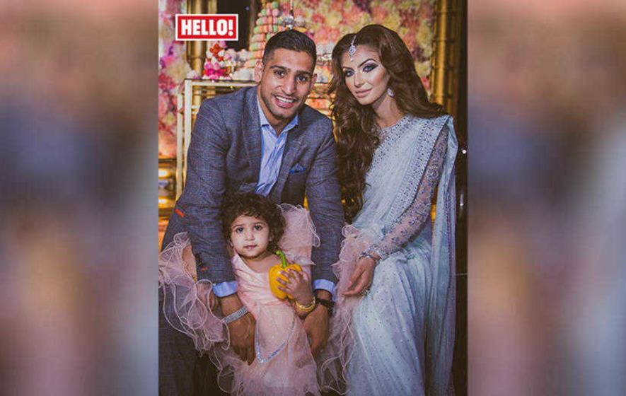 news midlands amir khans wife four letter
