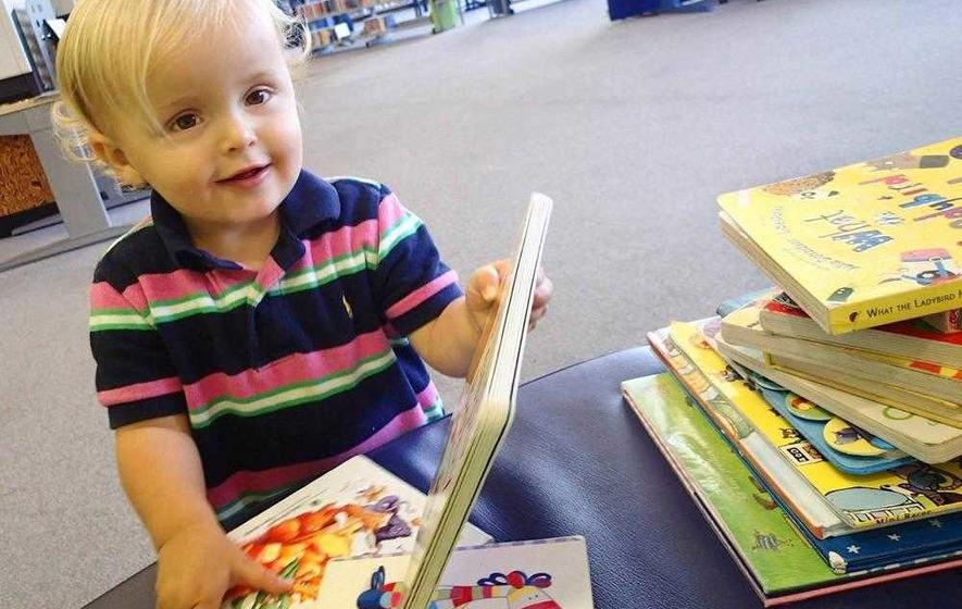 National Bookstart Week promises underwater adventure at NI Libraries