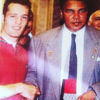 Spine-tingling night when Brian Magee met Muhammad Ali