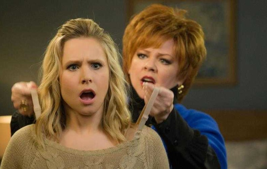 Melissa McCarthy's The Boss an improvement on tumbleweed of Tammy