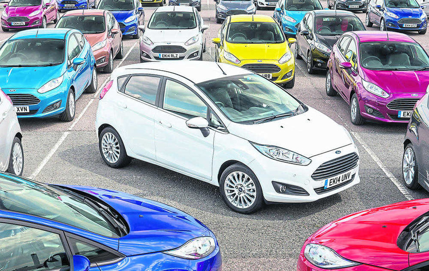 New car market in Northern Ireland lacks drive in May as registrations drop