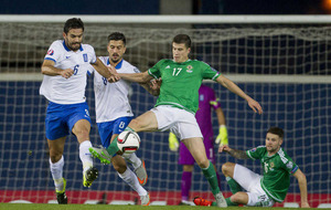 Paddy McNair is wasting no time in making his mark on big stage
