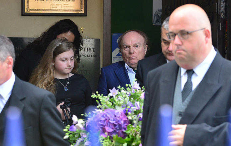 Van Morrison's mother laid to rest following funeral service in east Belfast