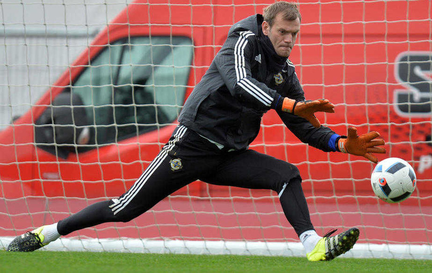 Roy Carroll: Northern Ireland at Euro 2016 better than title win