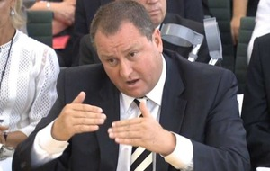 Sports Direct boss Mike Ashley admits he paid workers below minimum wage