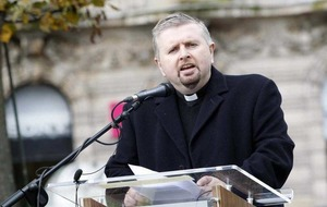 Bishop of Down and Connor: Threats to Fr Gary Donegan are 'a weak and cowardly act'