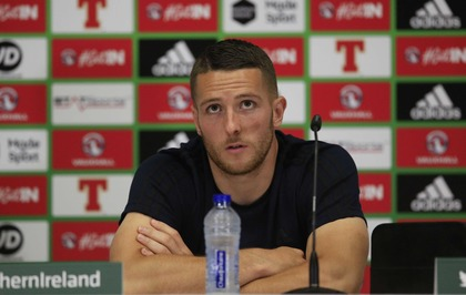 Video: Northern Ireland's Conor Washington speaks ahead of Norway game