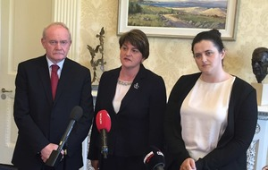 Police should stop 'liaising with paramilitary chiefs during strife'