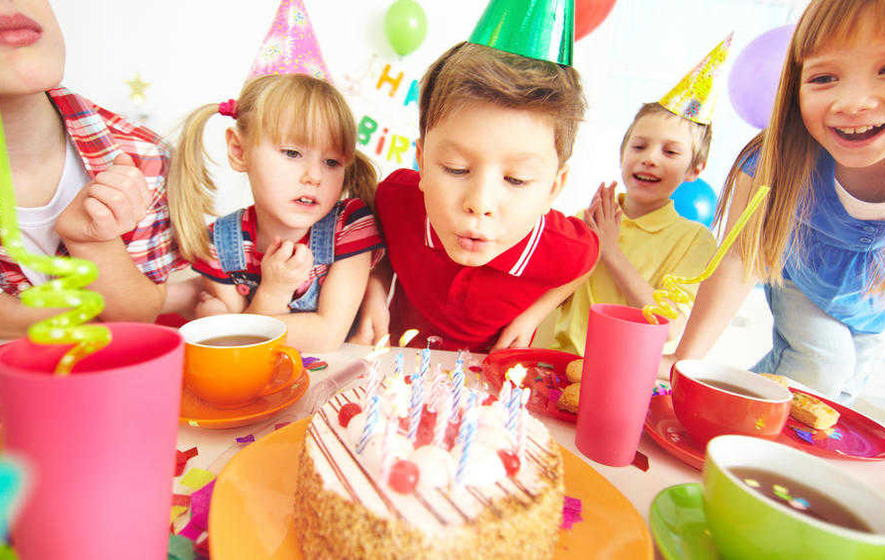 How costs are spiralling out of control for a child's birthday party
