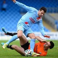 Jody Gormley taught me how to play gaelic football claims Alan Davidson