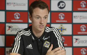 Jonny and Corry Evans set to join elite list at Euro 2016 with Northern Ireland