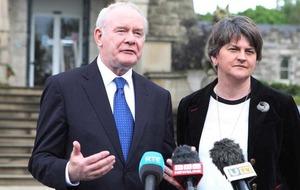 No reason why Martin McGuinness shouldn't run again in 2021