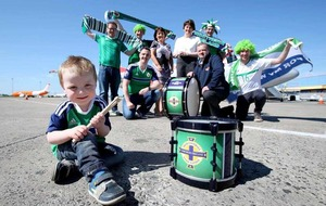 Northern Ireland economy to receive £8.5 million boost from Euro 2016