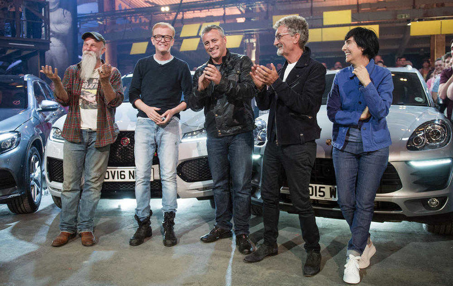 TV Review:  Top Gear is as useful as a Jeremy Clarkson impersonation