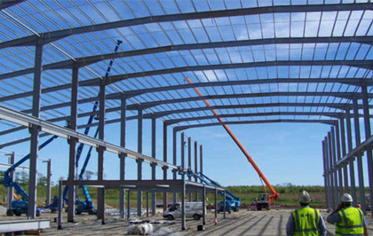 Profits down at Fermanagh steel fabricator BHC - The Irish News