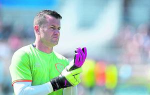 Shay Given hopes experience will help Republic of Ireland