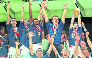 Favourites France looking to emulate 1998 World Cup success