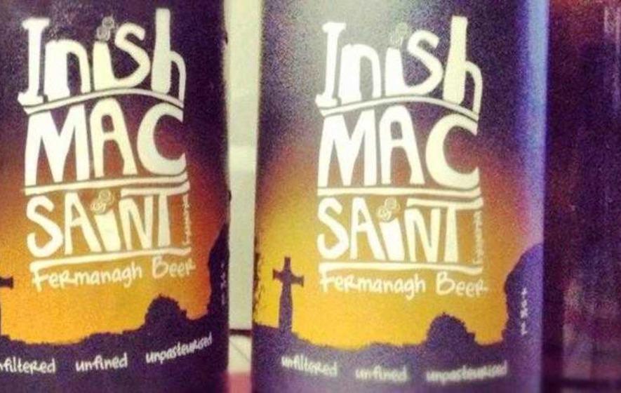 Craft Beer: Inish Mac Saint makes Fermanagh lake water eminently palatable