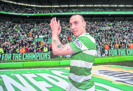 Celtic's Scott Brown not concerned by Joey Barton comments